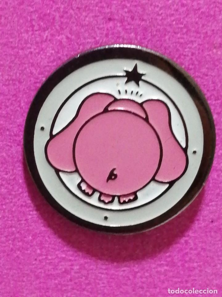 PIN CULO DE UN ELEFANTE (Coleccionismo - Pins)