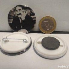 Pins de colección: CHAPA BOTON ALFILER PIN O IMAN GROUCHO MARX 38MM PEPETO. Lote 262562095