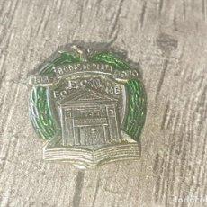Pins de coleção: INSIGNIA BODAS DE PLATA. Lote 262918945