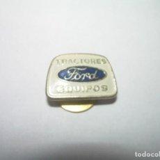 Pins de colección: ANTIGUA INSIGNIA....FORD. TRACTORES.. Lote 263935430