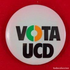 Pins de colección: CHAPA , PINS PARTIDO POLITICO UCD. Lote 265348889