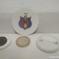 Pins de colección: CHAPA BOTON ALFILER PIN O IMAN CLUB DEPORTIVO TUILLA 38MM PEPETO. Lote 265847939