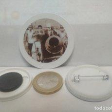 Pins de colección: CHAPA BOTON ALFILER PIN O IMAN LOS NIKIS 38MM PEPETO. Lote 265849009