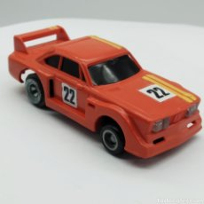 Pin's de collection: COCHE CARRERAS BMW 3.0 CSL TCR MODEL-IBER, S.A. IDEAL TOY CORP, AÑO 1980. Lote 267285489
