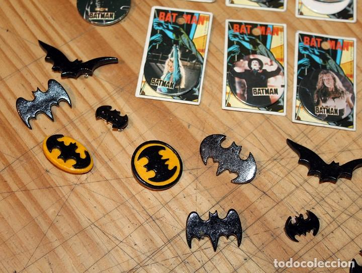 Pins de colección: BATMAN - LOTE DE ANTIGUAS CHAPAS Y BROCHES - AÑOS 80/90 - Foto 7 - 267389694