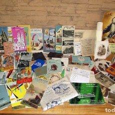 Pins de colección: GRAN LOTE DE PAPEL: FACTURAS, FOLLETOS, POSTALES, FOTOS, PUBLICIDAD, TRANSPORTE..... Lote 267434414