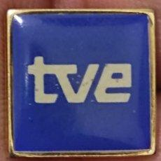 Pins de colección: TVE TELEVISION ORIGINAL 1,5 CMS PIN PROGRAMA. Lote 267908964