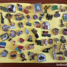Spille di collezione: SUPER LOTE DE 230 PINS APROX. Lote 268595849