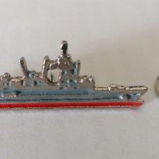 Pins de colección: PIN EXCLUSIVO NAVANTIA PATRULLERO OCEÁNICO DE VIGILANCIA POV ARMADA BOLIVARIANA DE VENEZUELA.. Lote 268849729