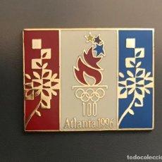 Spille di collezione: PIN JUEGOS OLIMPICOS ATLANTA 1996. Lote 269718848