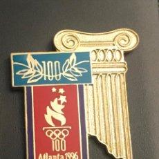 Spille di collezione: PIN JUEGOS OLIMPICOS ATLANTA 1996. Lote 269718883