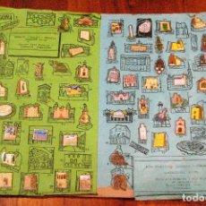 Pins de colección: CARTEL TARRAGONA CIUTAT INSIGNE . COLECCION DE PINS PIN 70 DE 84 . MEDIDAS42/28. Lote 270235503