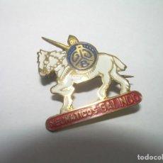 Pins de colección: ANTIGUA INSIGNIA.....NEUMATICOS GALINDO.. Lote 272892448
