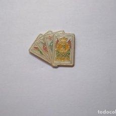 Spille di collezione: PIN DE LOS CUATRO PALOS DE LA BARAJA ESPAÑOLA. Lote 272908828