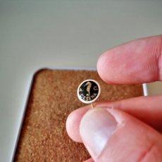 Pins de colección: ANTIGUA INSIGNIA ESMALTADA A.C. CESENA ITALIA CLUB DE FUTBOL PIN DE AGUJA BADGE. Lote 276236228