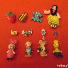 Pins de colección: LOTE DE PINS DE ALFILER. Lote 276286693