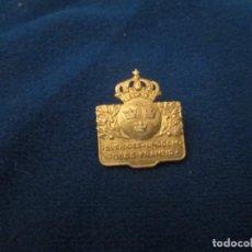 Pins de colección: PIN ALFILER PROTECCION TERRITORIOS SUECOS. Lote 276791273