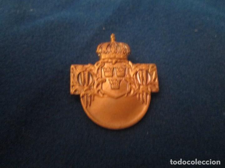 PIN ALFILER SUECIA ANTIGUO (Coleccionismo - Pins)