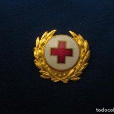 Pins de colección: PIN DE ALFILER CRUZ ROJA SUECIA. Lote 276791808