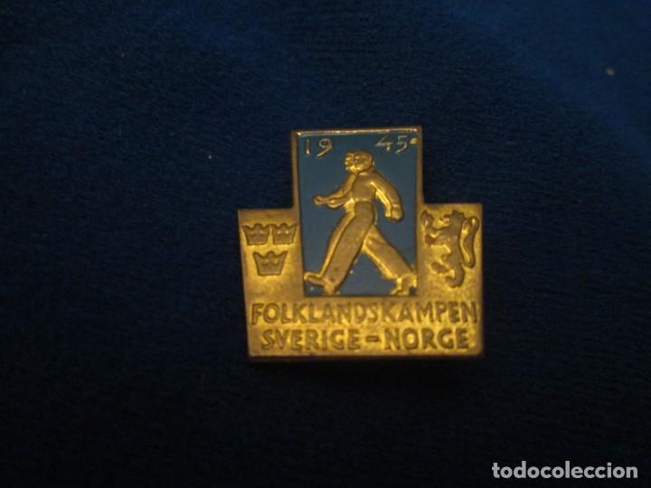PIN DE ALFILER MUY ANTIGUO (Coleccionismo - Pins)