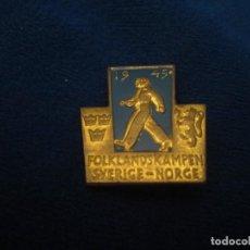 Pins de colección: PIN DE ALFILER MUY ANTIGUO. Lote 276795468