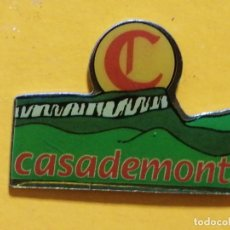 Pins de colección: PIN EMBUTIDOS CASADEMONT. Lote 277203213