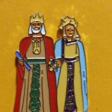 Pins de colección: PIN GEGANTS DE BARCELONA MONUMENTO EDIFIO CULTURA. Lote 277203593