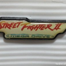 Pins de colección: PIN STREET FIGHTER II MEGA DRIVE. Lote 280129613