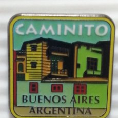 Pins de colección: PIN CAMINITO BUENOS AIRES ARGENTINA. Lote 280129618