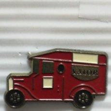 Pins de colección: PIN CHOCOLATES VALOR. Lote 280129893