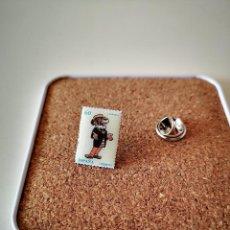 Pin's de collection: PIN SELLO DE CORREOS CARPANTA BUEN ESTADO VER FOTOS. Lote 285501173