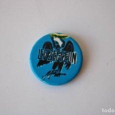 Pins de colección: CHAPA PIN LED ZEPPELIN AÑOS 80. Lote 287817498