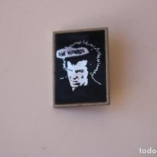 Pins de colección: CHAPA PIN UNUSUAL VINTAGE SEX PISTOLS PUNK ROCK PIN BADGE SID VICIOUS AÑOS 80. Lote 287820898