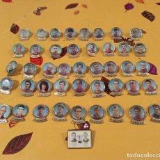 Pins de colección: LOTE PINS FCB AÑOS 90. Lote 288035383