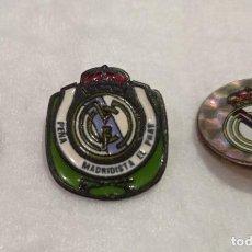 Pins de colección: PINS REAL MADRID. Lote 288035488