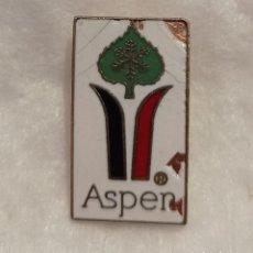 Pins de colección: PIN/IMPERDIBLE DE ASPEN CERÁMICA. Lote 288035943