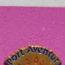 Pins de colección: PIN PARQUE TEMÁTICO PORT AVENTURA. Lote 288125338