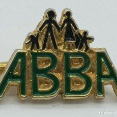 Pins de colección: PIN ABBA. Lote 288157038
