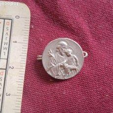 Pins de colección: INSIGNIA RELIGIOSA. PLATA O PLATEADA. Lote 288648598
