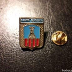 Pins de colección: PIN HERÁLDICO ESCUDO DE SANTA EUGENIA (ISLAS BALEARES / ILLES BALEARS) PEDIDO MÍNIMO 3 €. Lote 288749133