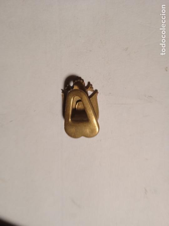 Pins de colección: ANTIGUO PIN - INSIGNIA ESMALTADO. MOTORES MAMCI. - Foto 2 - 289535673