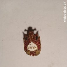 Pins de colección: ANTIGUO PIN - INSIGNIA ESMALTADO. MOTORES MAMCI.. Lote 289535673