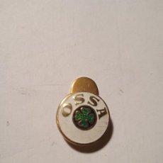 Pins de colección: ANTIGUO PIN - INSIGNIA ESMALTADO. OSSA.. Lote 289535708