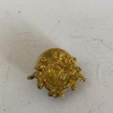 Pins de colección: PIN PINS DE OJAL O SOLAPA SEMANA SANTA DE SEVILLA HERMANDAD DEL GRAN PODER , PARECE PLATA DORADA. Lote 289880588