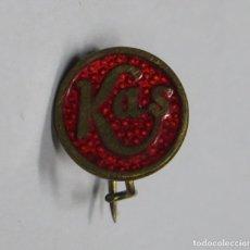 Pins de colección: PIN. KAS. Lote 290228978