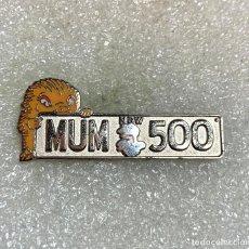 Pins de colección: 2059.RARO PIN MUM 500 PLACA DE LOS JUEGOS OLÍMPICOS DE SYDNEY 2000. Lote 293525013