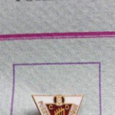 Pins de colección: PIN ALFILER FÚTBOL PUERTA BONITA. Lote 293893648