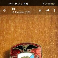 Pins de colección: INSIGNIA ANTIGUA ESCUELA DE APRENDICES ENMASA ELIZALDE. Lote 294091683