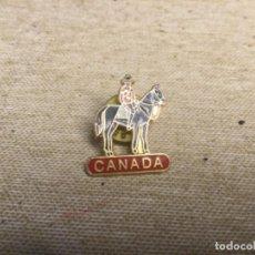 Pins de colección: PIN GINETE A CABALLO CANADA - REF 41. Lote 294375798