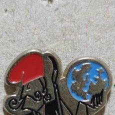 Pins de colección: PIN SALVADOR DALI. Lote 294980798
